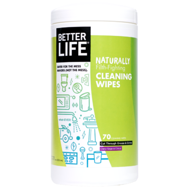 Better Life All-Purpose Wipes Clary Sage & Citrus