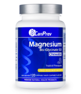 CanPrev Magnesium Bis-Glycinate 50mg Chewable Tropical Pineapple