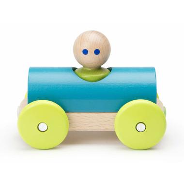 Tegu Magnetic Racers Teal Racer