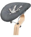 Nomi Baby Base 2.0 Gray with Gray Cushion