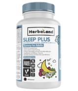 Herbaland Sleep Plus Gummies
