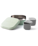 Miniware Grow Bento with 2 Sili Pods Key Lime + Grey