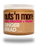 Nuts n More High Protein Peanut Butter Ginger Bread