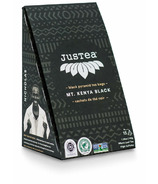 JusTea Black Pyramid Tea Bags Mt. Kenya Black