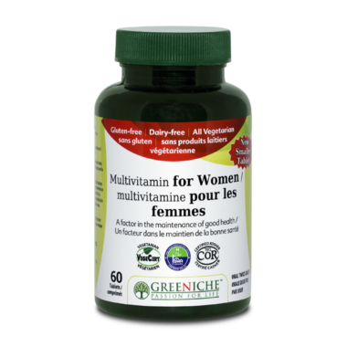 Greeniche Multivitamin for Women