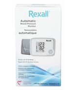 Rexall Automatic Blood Pressure Monitor
