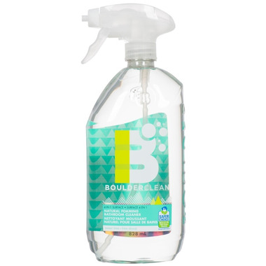 Boulder Clean Foaming Bathroom Cleaner Sweet Lime