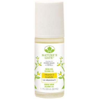 Nature\'s Gate Roll-On Skin Oil Vitamin E Acetate