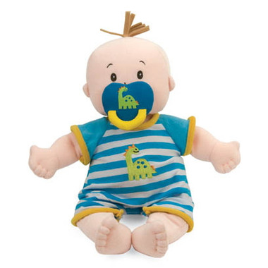 Manhattan Toy Baby Stella Boy Doll