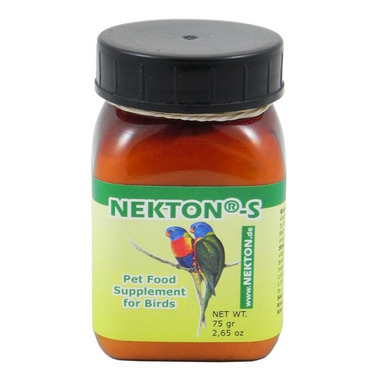 Nekton-S Multivitamin Compound For All Species of Bird