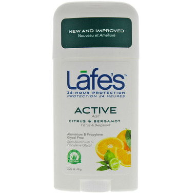Lafe\'s Active Deodorant Stick