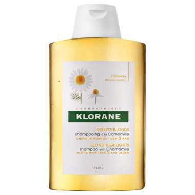 Klorane Golden Highlights Shampoo with Camomile Extract