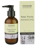 Cocoon Apothecary Petal Purity Exfoliating Facial Cleanser