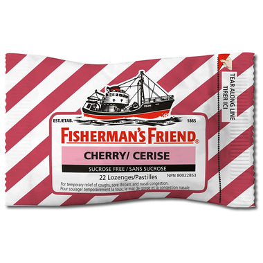 Fisherman\'s Friend Cherry Lozenges