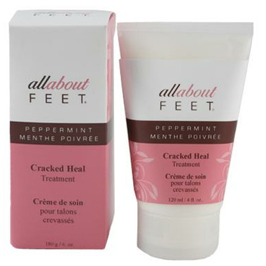 All About Feet Cracked Heal Treatment