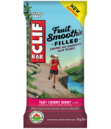 Clif Bar Smoothie Filled Bar Tart Cherry Berry Flavour