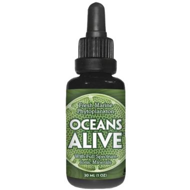Oceans Alive Fresh Marine Phytoplankton