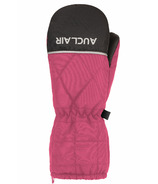 Auclair Quilted Mitt Fuschia & Black