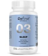 Refine Naturals 03 Sleep
