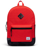 Herschel Supply Heritage Youth X-Large Fiery Red/Night Camo