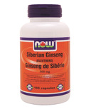 NOW Foods Siberian Ginseng (Eleuthero) 500 mg