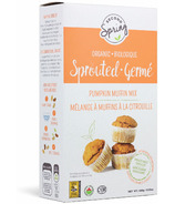 Second Spring Organic Sprouted Wheat Pumpkin Muffin Mix