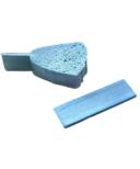 Kliin Biodegradable Compressed Large Sponge Blue
