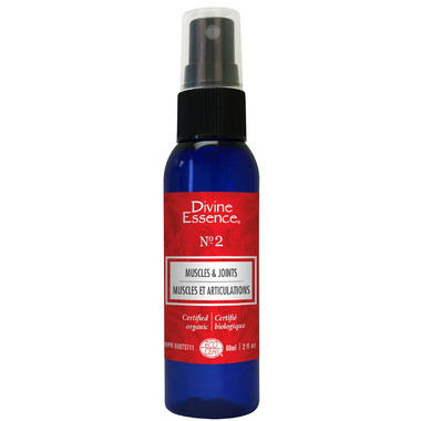Divine Essence Muscles and Joints Spray No.2