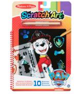 Melissa & Doug Paw Patrol Scratch Art Pad #3