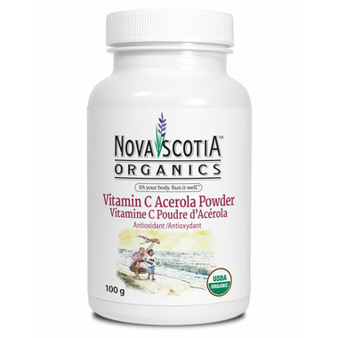 Nova Scotia Organics Vitamin C Acerola Powder