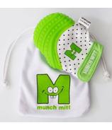 Munch Mitt Teething Mitten Green