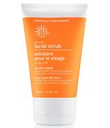 Earth Science Apricot Gentle Facial Scrub