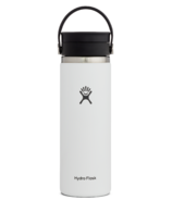 Hydro Flask Wide Mouth with Flex Sip Lid White