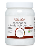 Nutiva Organic Virgin Coconut Oil Large