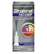 Drixoral NO DRIP with Calming Chamomile Nasal Decongestant