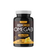 AquaOmega Omega-3 Fish Oil Daily Maintenance