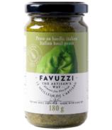 Favuzzi Italian Basil Pesto