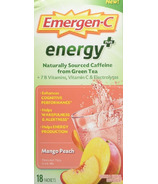 Emergen-C Energy Plus Mango-Peach