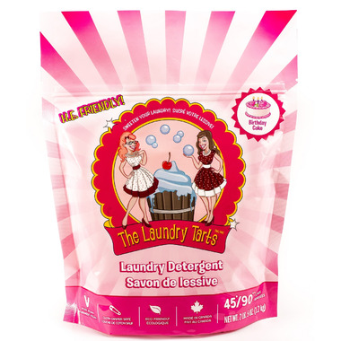 The Laundry Tarts Laundry Detergent in Birthday Cake