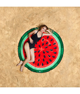 BigMouth Inc. Watermelon Beach Blanket