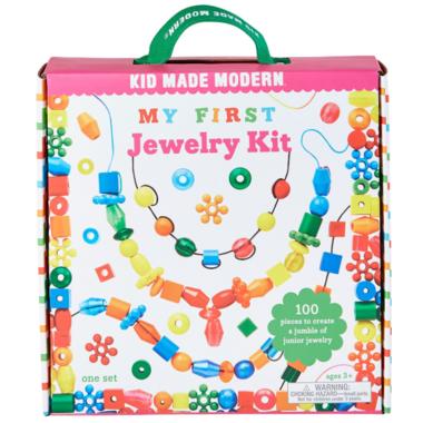 Kid Made Modern My First Jewelry Kit