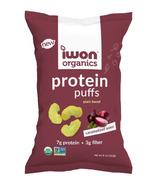 iWon Organics Caramelized Onion Protein Puffs