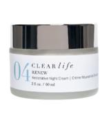 Clearlife RENEW 04 Restorative Night Cream