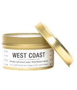 Vancouver Candle Co. West Coast Tin
