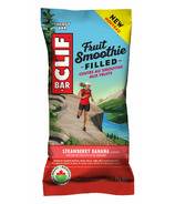 Clif Bar Smoothie Filled Bar Strawberry Banana
