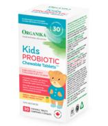 Probiotique à croquer Organika Kids