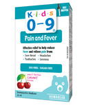 Homeocan Kids 0-9 Pain & Fever Oral Solution