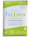 Tru Earth Eco-Strips Laundry Detergent Fragrance Free