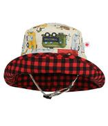 Snug As A Bug Vintage Vacation Adjustable Sun Hat