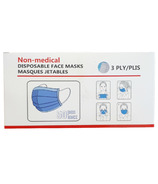 MYCYK Non-Medical Disposable Face Masks